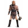 Warcraft Orgrim  Deluxe Muscle Adult Costume